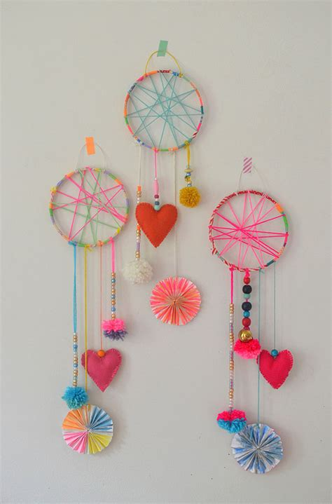 easy craft ideas diy catchers made by artbar