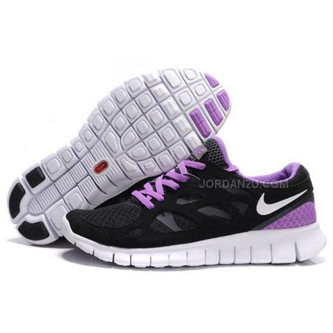 nike shoes on sale nike free run 2 womens running shoes black purple on sale