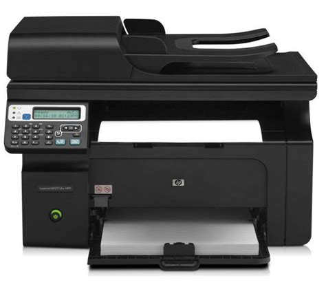 Printer Laserjet All In One Hp Laserjet Pro M1217nfw Wireless All In One Laser Printer With Fax Deals Pc World