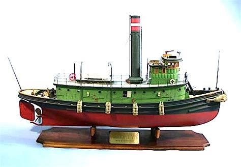 tugboat brooklyn ship model parts fittings tools cast your anchor tugboat