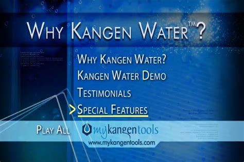 Special Kangen Water thank you for participating in our survey and the winner is