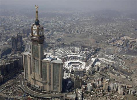 Abraj Al Bait by Makkah Clock Royal Tower A Fairmont Hotel Makkah
