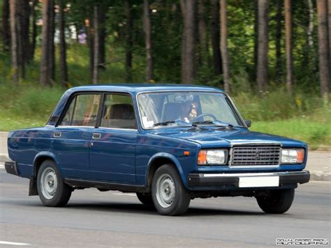 Lada De Lada 2107 History Photos On Better Parts Ltd