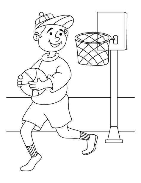 best basketball coloring pages basketball player coloring page download free basketball