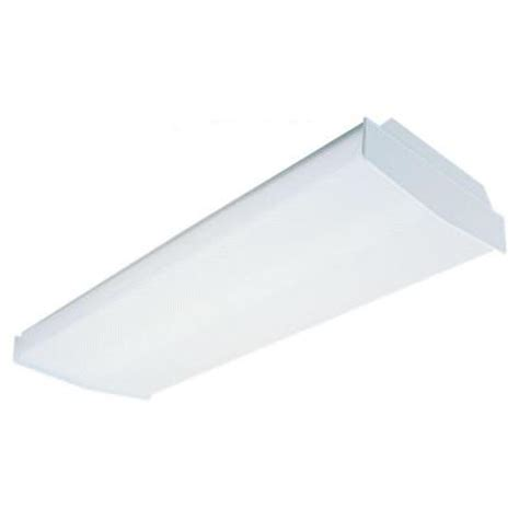 Fluorescent Lights At Home Depot by Sea Gull Lighting Averil 4 Light White Fluorescent Ceiling