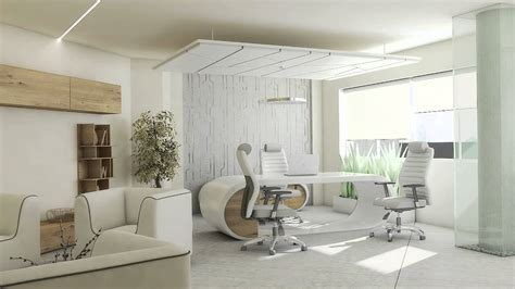 home office interior design by siraj v p home kerala plans ceo office design youtube