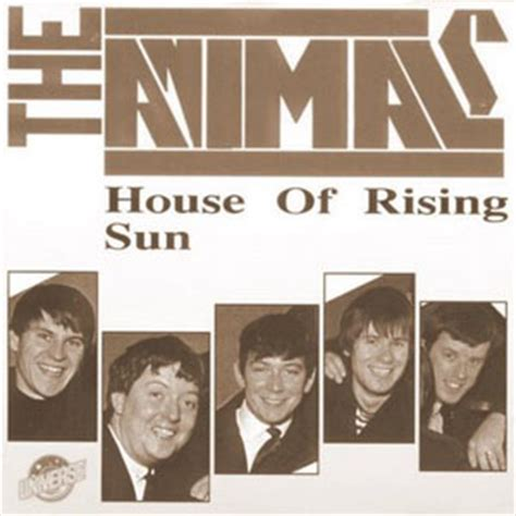 The Animals House Of The Rising Sun by The Animals House Of The Rising Sun