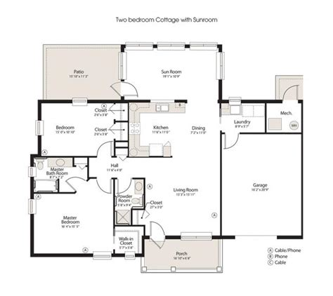 sunroom floor plans 28 images plan 89852ah craftsman