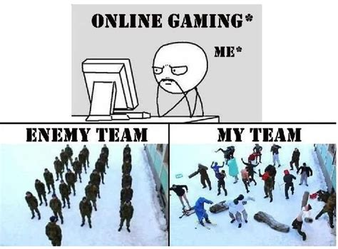 Funny Memes Online - online gaming just my luck http www facebook com