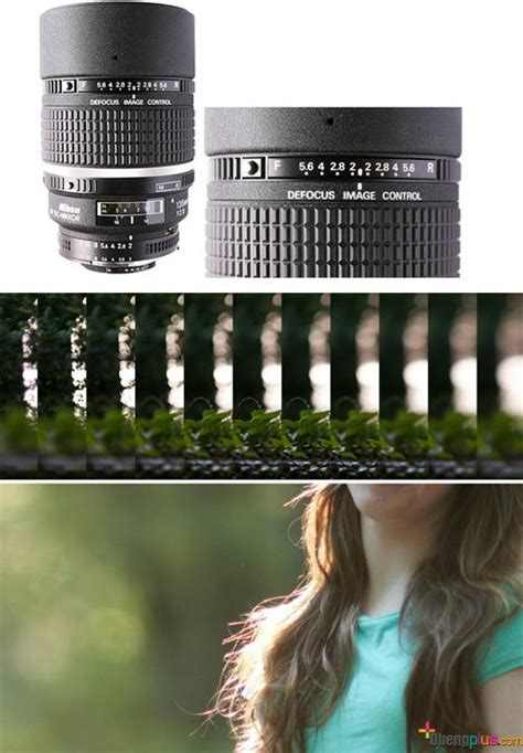 Lensa Fix Manual Kamera Nikon Nikkor 85mm F 2 Lensa Nikon 135mm F 2 Dc Satu Lensa Untuk Portrait Yang