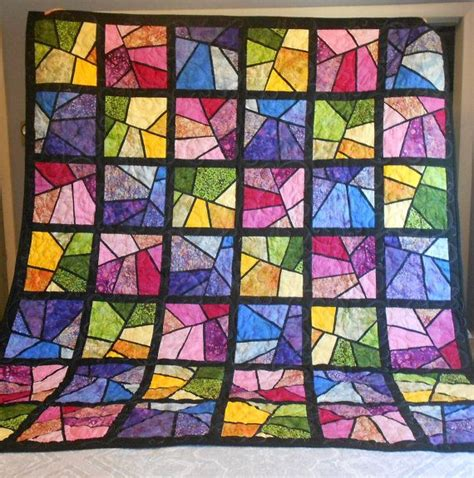 quilt pattern stained glass stained glass quilt