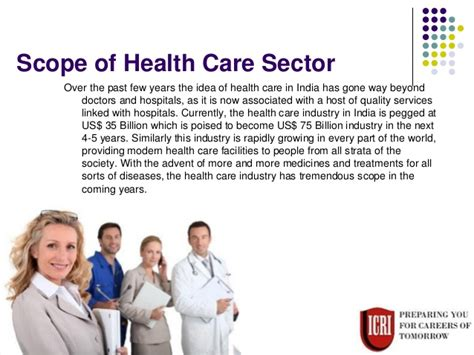 Mba Health Care Scope by Great Future For Students Of Mba In Health