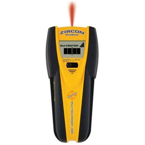 zircon corporation multiscanner i320 onestep stud finder