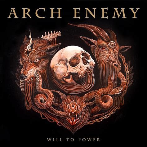 the will to power arch enemy to unleash 10th album will to power in september