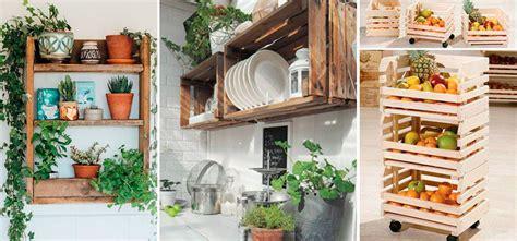 decorar tu cocina 8 tips para decorar tu cocina con huacales guacales y