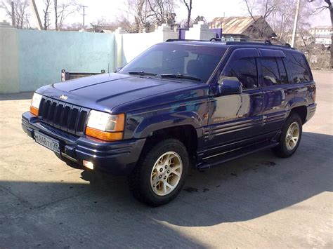 How Much Is A 1998 Jeep Grand Worth 1998 Jeep Grand Pictures 4 0l Automatic For Sale