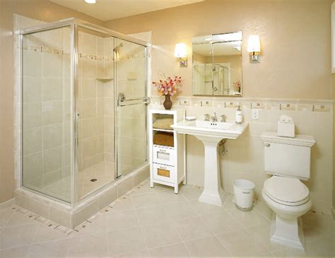 bathroom wall colors with beige tile interior design ideas architecture modern design