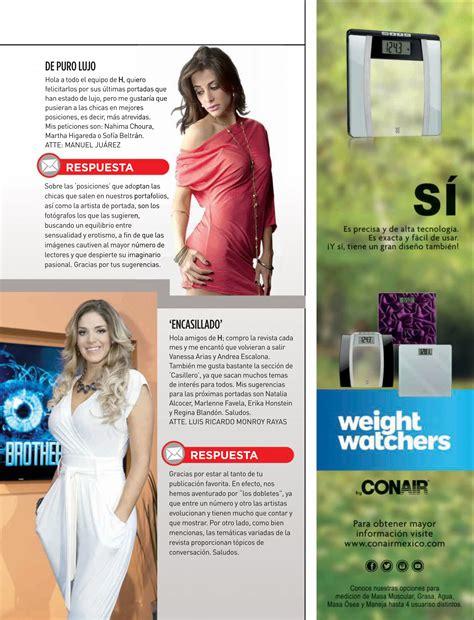 h para hombres 2013 bekoa revista h revista h para hombres enero 2013