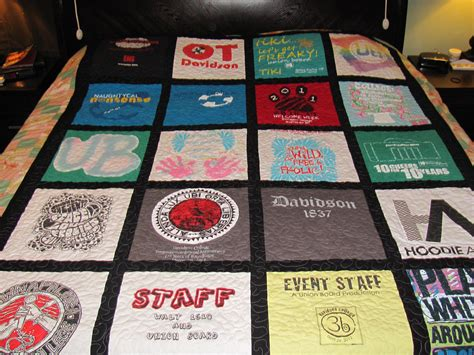 T Shirts To Quilts by Tshirt Quilt Archives Fabricmomfabricmom