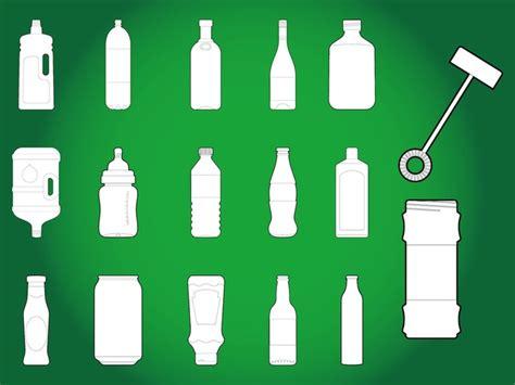 Aufkleber Von Flaschen Lösen by Verpackung Flasche Getr 228 Nke Etiketten Vorlagen Download