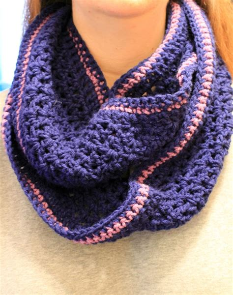 pinterest pattern for infinity scarf free crochet infinity scarf pattern kindseeds blogspot