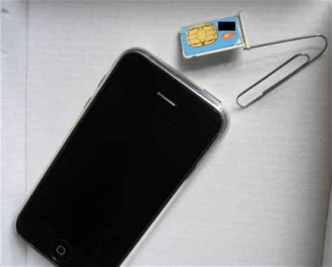 iphone 4 sim card template