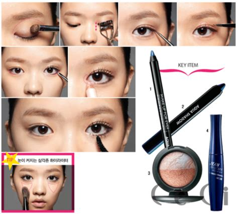 tutorial make up korea korean makeup makeup tutorial korean makeup tutorials