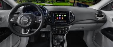 Jeep Inside 2017 All New Jeep Compass Best Compact Suv Jeep Canada
