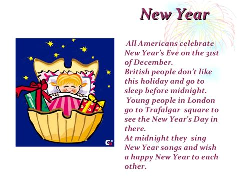 new year traditions in usa holidays in great britain and the usa