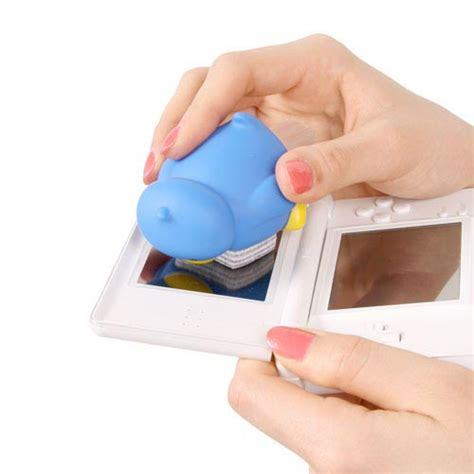 Kawaii Usb Light Up Critters From Sanwa Supply by Thanko Animal Cleaner For Your Varied Gadgets Gadgetsin