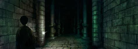 secret chambre chamber of secrets pottermore