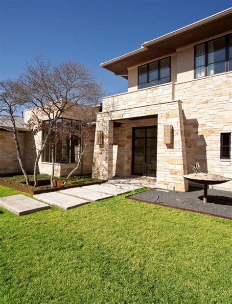 Impressive Texas Home with Stone Façade