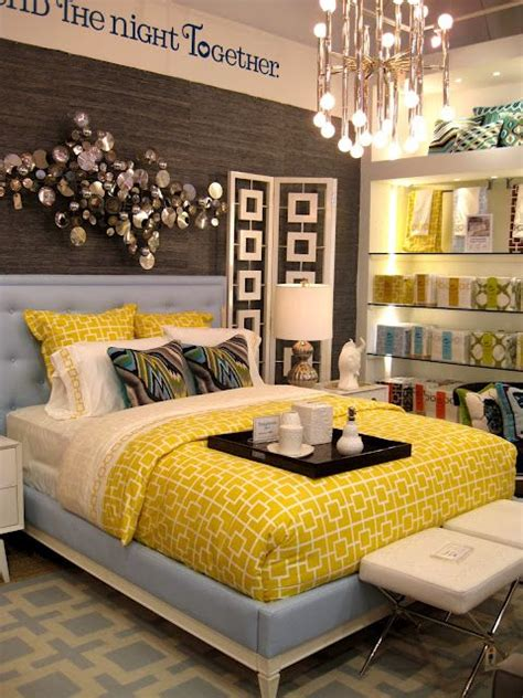 pretty colors for bedrooms i really love the combo of bright colors and prints here