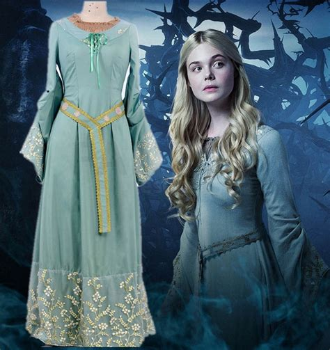 Arora Dress Gamis 2014 maleficent princess
