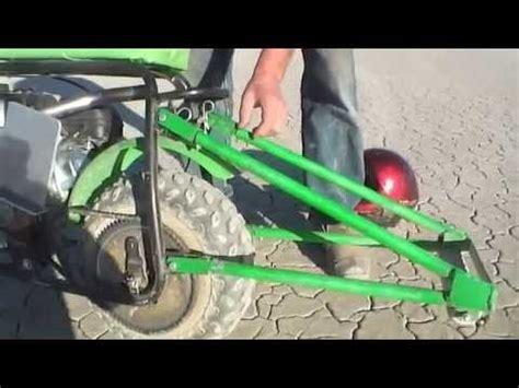 doodle bug wheelie bars mini bike wheelie