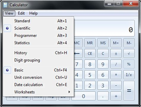 calculator windows 7 windows 7 review part 2 summved s web