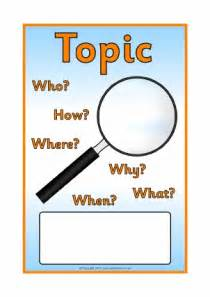 topic template primary school topic teaching resources and printables