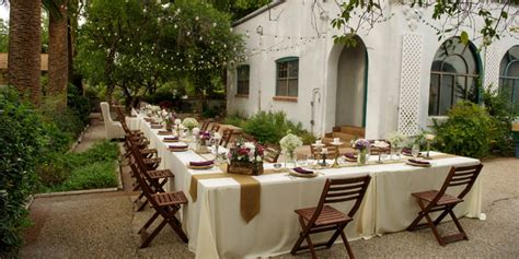 Wedding Venues Tucson by The Kingan Garden Weddings Get Prices For Wedding Venues