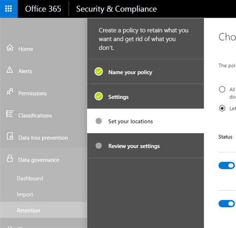 Office 365 Retention Policy 6 Things You Should About Office 365 Retention Policies
