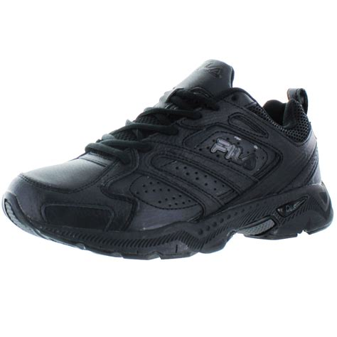 mens fila sneakers fila capture s 4e wide width athletic sneakers