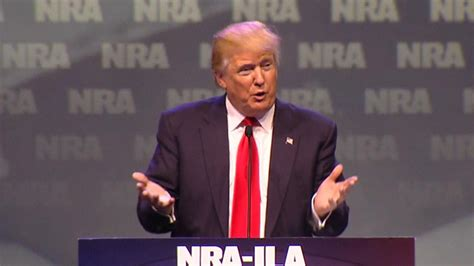 gun ownership trumps right to live the observation at nra speech touts quot responsible quot gun ownership