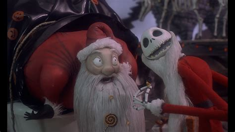 putting the christmas back in the nightmare before christmas