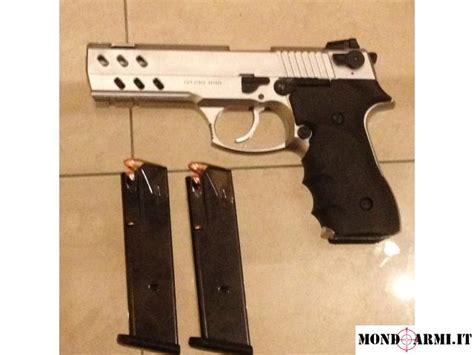 armerie a pavia pistola semiautomatica trabzone gun industry cal 9x21