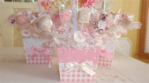 Centerpieces For Baby Showers by Baby Shower Decorations For 24 Baby Shower