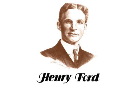 biography henry ford bio international motorsports hall of fame