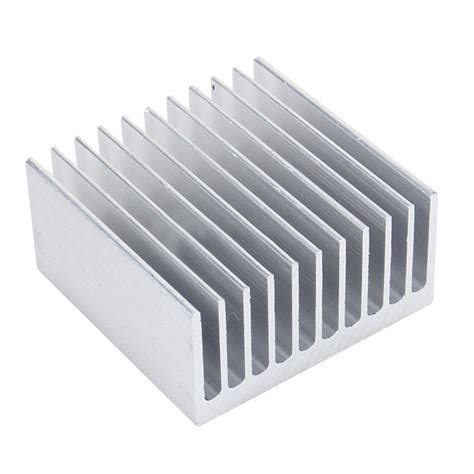 aluminum heat sink aluminum heat sink ic heatsink cooling fin for cpu led