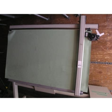 Drafting Table Arm Drafting Drawing Table Drawers Mechanical Tilt Lift Arm Allsold Ca Buy Sell Used