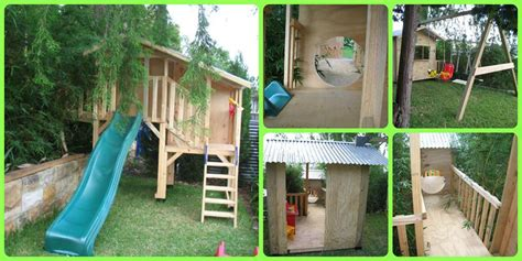 Backyard Cubby House by Backyard Cubby House Plans House And Home Design