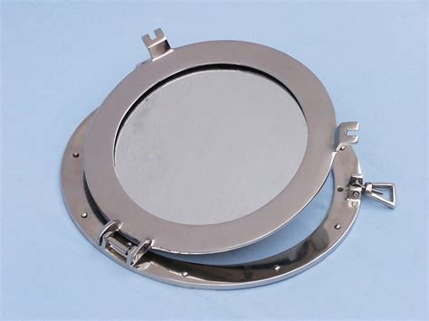 porthole mirror wholesale deluxe class chrome porthole mirror 15 quot model