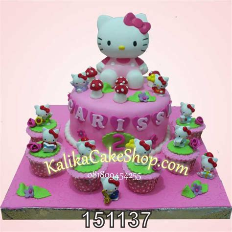 desain lop lebaran hello kitty kue ulang tahun hello kitty carissa kue ulang tahun